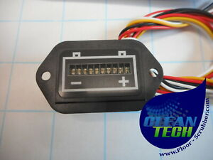Tennant Nobles 392894 Led Battery Discharge Gauge For Ss5 T5e 5680
