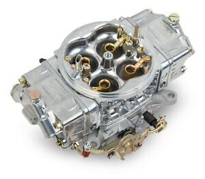 Holley 0 80576s 750 Cfm Supercharger Hp Carburetor