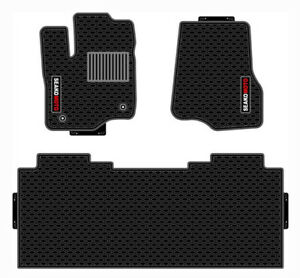 Waterproof Car Floor Mats For Ford F 150 2018 All Weather Protect No Smell