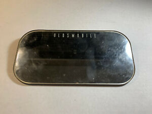 Vintage Oldsmobile Clip On Automobile Visor Mirror