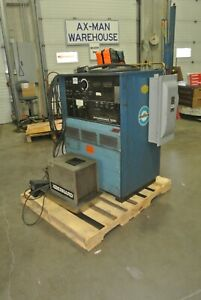 Miller Tig Welder Syncrowave 500 Water Cooled Torch whse07 16a