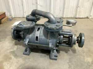 Finder Np408 ch41 25b Liquid Ring Vacuum Pump 0 To 30inhg