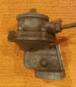 Vw Bug Fuel Pump Oem Air Cooled Free Shipping
