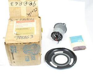Oe 1970 1971 Pontiac Firebird Electronic Dash Clock Package 988863