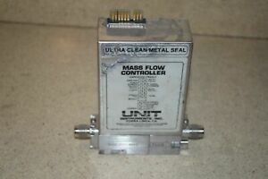 Unit Instruments Inc Mass Flow Controller 500 Psi Ufc 1660 fr