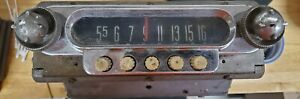 Ford 1949 1950 Deluxe Vintage Car Radio