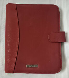 Acco Brands Day Runner Weekly Monthly Planner Appointment Book Snap Closure