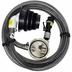10 foot Sewer Solution Kit Universal Hose For Rv Camper Includes One 10