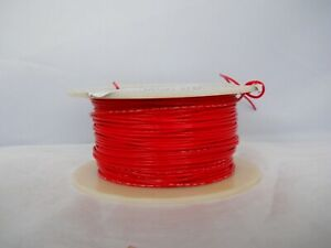 M22759 8 22 2 Mil spec Wire Nickle Plated Teflon Insulated 600 Volt 260 c 253 Ft