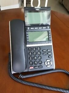 Nec Dtz 8ld 3 Desk Phone