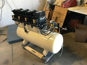Silentaire Sil Air 200 100 Air Compressor