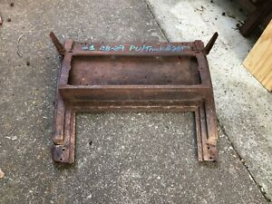 1928 1929 1930 Model A Ford Subframe Closed Cab Pickup Truck Frame Body 29 28 1
