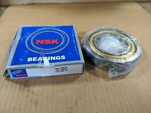 new Nsk 7213byg Bearing 65mm X 120mm X 23mm 40 Contact Angle P142
