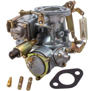 Replacement Carb Carburetor 30pict 1 For Vw Bug Beetle 113129027f