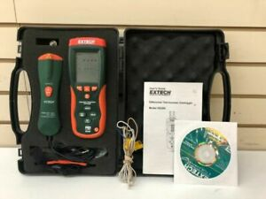 Extech Hd200 Differential Temperature Datalogger Ir