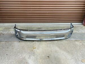 2009 2010 2011 2012 Dodge Ram 1500 Front Bumper Chrome Aftermarket