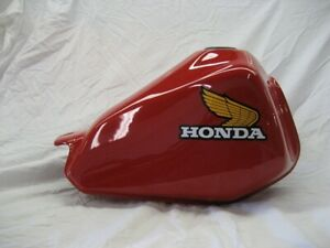 Honda Monza Red Vintage Motorcycle Paint Aerosol Pint Quart