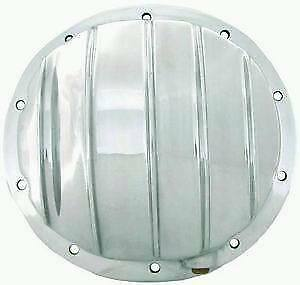 Racing Power Co Packaged Polished Aluminum Diff Cover 10 Bolt R5078