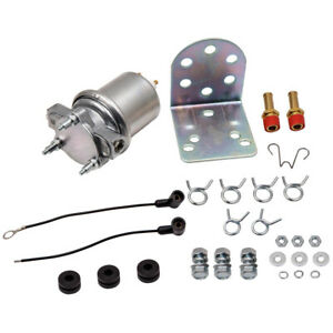Electric Fuel Pump Module With 1 4 Npt Inlet And Outlet P4070 For Gmc K25 K2500