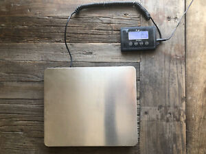 Saga 360 Lb X 0 1 S Digital Postal Scale For Shipping Weight Postage W ac 180 Kg