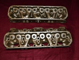71 72 Mopar Chrysler Dodge Plymouth 360ci Cylinder J Heads 3418915 Aawj360