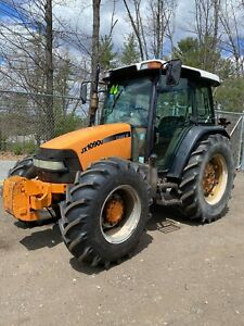 2006 Case Jx1090u 4x4 Enclosed Tractor Diesel Heat And Air