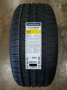 275 45r20 Goodyear Eagle Ls 2 110v Xl
