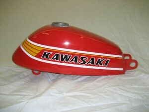 Kawasaki Poppy Red Motorcycle Paint Aerosol Pint Quart