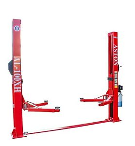 10 000 Lbs 2 Two Post Lift Car Auto Truck Lift Hoist Single Point Release