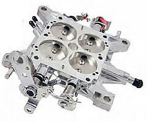 Holley Vacuum Secondary Carburetor Base Plate Aluminum 580 600 Cfm 1 9 16 12 601