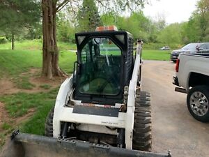 S205 Bobcat Skid Steer Loaded 569 Hrs