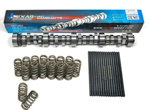 Texas Speed Stage 3 Turbo Camshaft Kit W Beehive Springs For Chevrolet 4 8 5 3