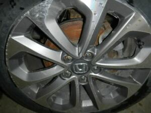 Wheel 18x8 Alloy Gray Inset Fits 13 15 Accord 683397