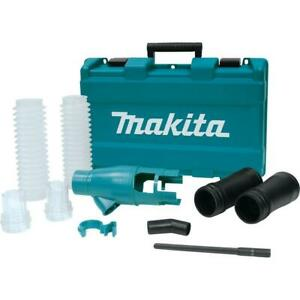 Makita Sds Max Drill Demolition Dust Extraction Attachment For Hr4013c Hammer