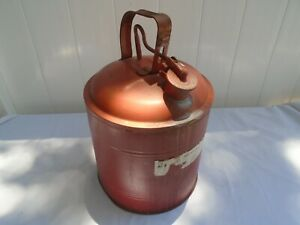 Protectoseal Vintage Gas Can 5 Gallon R 678162