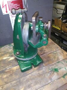 Universal Head Brown And Sharpe 13 Tool Cutter Grinder
