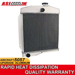 3 Row Radiator For 1955 1971 1960 1962 1963 1968 1965 Jeep Willys