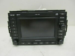 2006 06 Chrysler 300 Rec Cd Nasvigation Radio Receiver 56038646am Oem Lkq