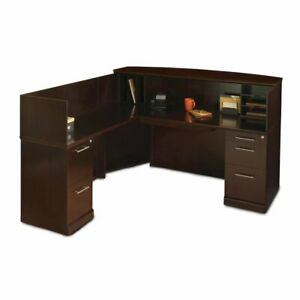 Reception Stations occasional Tables reception Desk With Veneer Counter