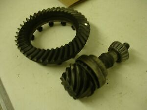 Gm 9 5 Chevy Truck 14 Bolt 4 10 Ring And Pinion Gear Set 1