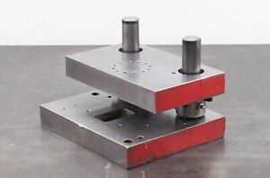 Lamina Precision Punch Press Die Shoe Tooling Frame