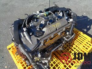 2010 2011 Toyota Camry 2 5l Twin Cam 4 Cylinder Engine 2ar fe Free Shipping