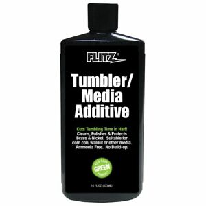 Flitz TumblerMedia Additive 16 oz. Bottle TA 04806 $29.50