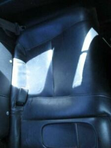 Seat Rear Fits 2002 2006 Rsx 84362