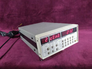 Stanford Research Sr630 Data Logger 16 Chanel Thermocouple Monitor Opt Accy