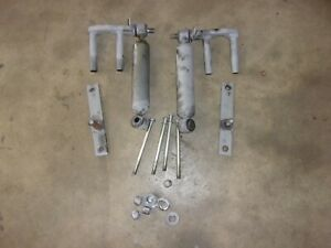 Mgb Tube Shock Brackets