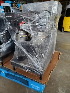 Bunn 20900 0010 Commercial Dual Coffee Brewer 120 208 Refurbished