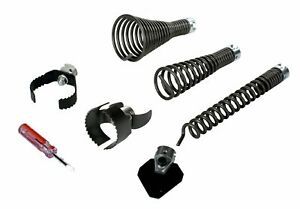 Steel Dragon Tools C11 Cutter Kit 1 1 4 Fits Ridgid Sectional Drain Cable