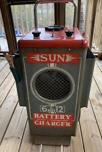 Vintage Sun Bc 60 Battery Charger works