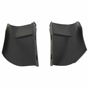 Rear 1 4 Panel Bumper Fillers For Chevrolet Caprice impala 1986 1990